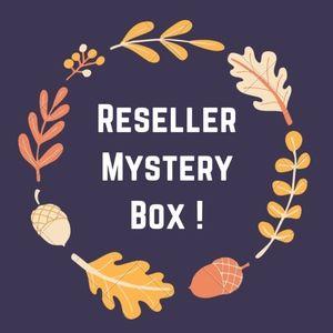 Mystery Box Fall Inventory